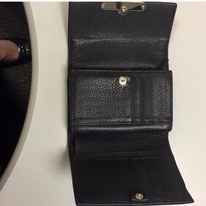 Gucci Bags - Gucci Wallet black leather